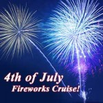Celebrate the 4th of July in Annapolis enjoying a sunset sail complete with fireworks from the water
