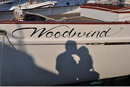 Boat and Breakfast for Two Aboard The Schooner Woodwind
