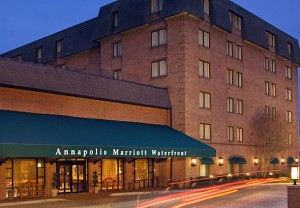 Annapolis Marriott Waterfront Hotel
