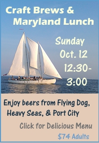 Craft Beer and Sailing Lunch