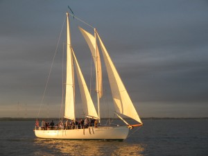Enjoy the beautiful views of the Chesapeake Bay as part of your corporate teambuilding event.
