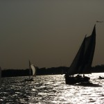 Wednesday Night Racing on Schooner Woodwind