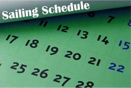 Annapolis, Maryland General Sailing Information Calendar