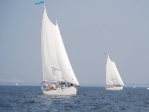 Our two beautiful, wooden 74-foot schooners, Woodwind and Woodwind II, offer and unparalleled sailing experience in Annapolis, Maryland.