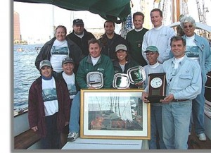 2003 Great Chesapeake Bay Schooner Race Crew