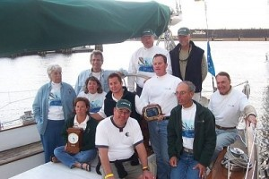 2004 Great Chesapeake Bay Schooner Race Crew