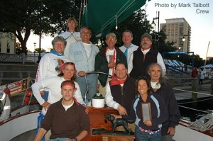 2010 Great Chesapeake Bay Schooner Race Crew