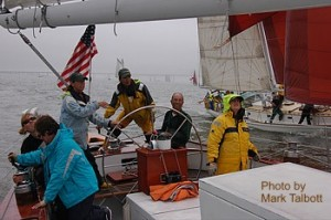 2011 Great Chesapeake Bay Schooner Race Start