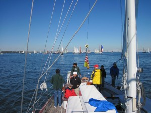 Great Chesapeake Bay Schooner Race 2012