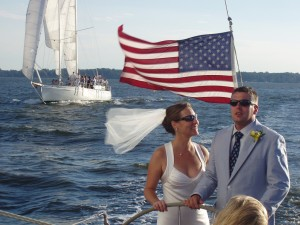 Schooner Woodwind Weddings on the Chesapeake Bay