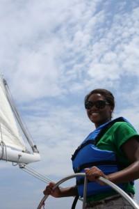 Teens, Cadettes, Ambassadors Sailing Cruise