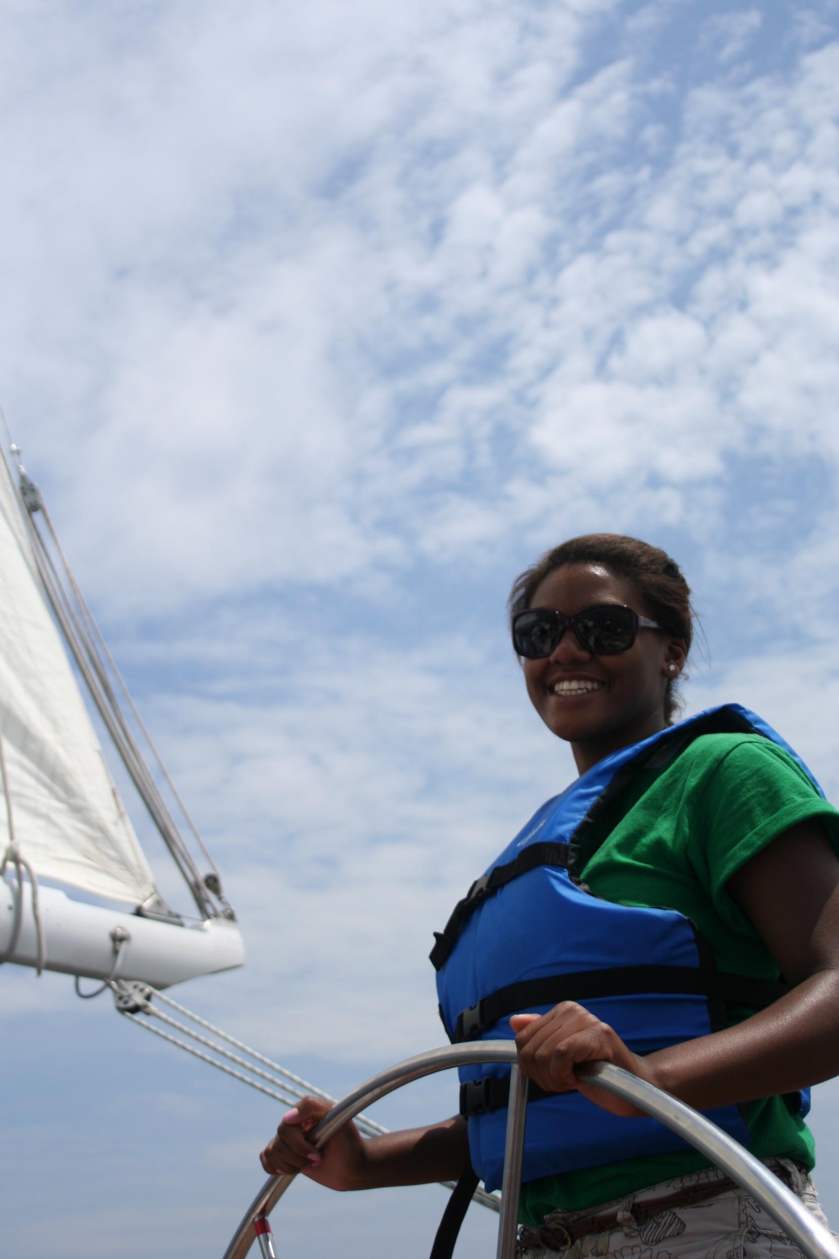 Teens, Seniors, Cadettes, Seniors, Ambassadors Sailing Cruise