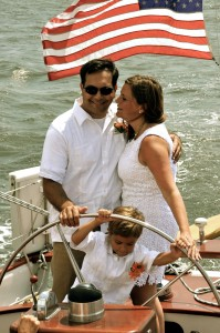 Weddings on the Schooner Woodwind in Annapolis, Maryland