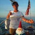 Sailing with the Roaming Gnome