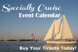 Buy your Schooner Woodwind Special Sailing Event Tickets today!