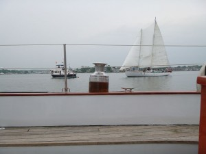 Wednesday Night Racing in Annapolis