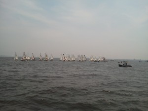 Sailing Junior Olympics in Annapolis