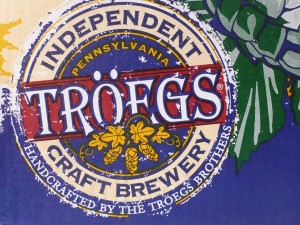 TROEGS Beer tasting on Woodwind