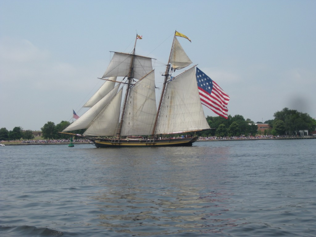 Pride-of-Baltimore-2-@-Ft-McHenry-6-19-12