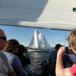 Wednesday Night Racing on the Schooner Woodwind