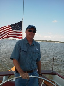 Sailing the Schooner Woodwind into the Chesapeake