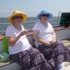 Birthday Girls on Schooner Woodwind