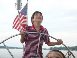 Chesapeake bay, Annapolis Sailing cruises, Woodwind