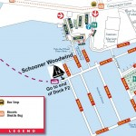Annapolis Sailboat Show Map