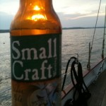 Small Craft Warning aboard the Schooner Woodwind
