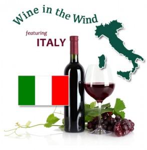 Italian Wine in the Wind