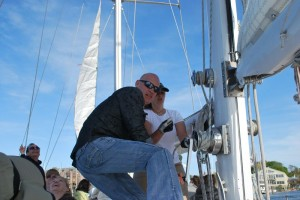 Chesapeake sailing cruise Annapolis