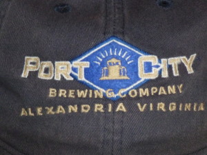 Port City Brewery on the Woodwind II