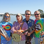 Eastport Oyster Boys play on Woodwind