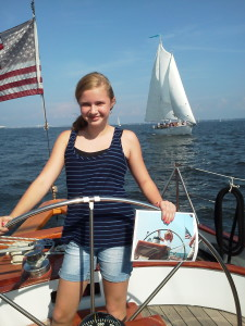 Sailing the Woodwind