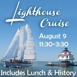 Lighthouse Cruise on Schooner Woodwind