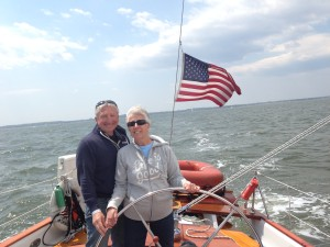 Celebrating on the Chesapeake Bay