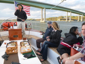 Chesapeake Bay, Annapolis sailing cruise