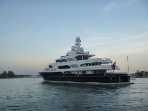 Motoryacht Martha Ann