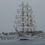 Taken from 2012 Parade of Sail. Photo Contest Entry from Sue Miller.
