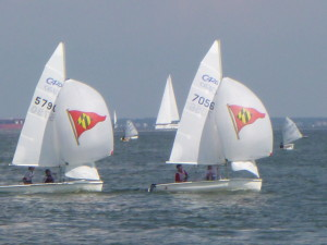 AYC summer sailing camps are underway.