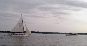 """Skipjack, """"Stanley Norman"""" and Trumpy, """"SS Sophie"""". 2 Classic Chesapeake Built Boats."""