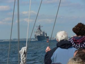 USS Oak Hill (LSD 51) is a Harpers Ferry-class dock landing ship of the U.S. Navy.