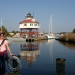 Join the Schooner Woodwind for a 5 Day Adventure Sail on the Chesapeake Bay October 15-19, 2012