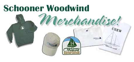Schooner Woodwind Merchandise