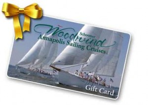 Schooner Woodwind Gift Cards