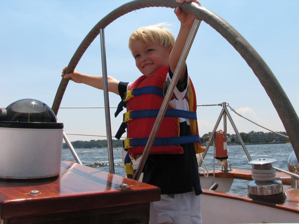 Schooner Woodwind Student Sailing Fieldtrips