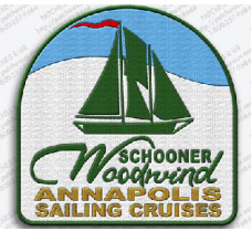 Schooner Participation Patch