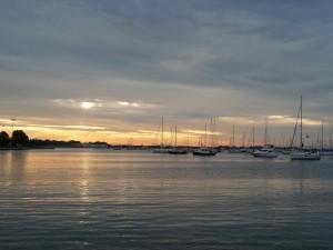 Beautiful views on the Chesapeake Bay
