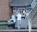 Customer Service Ticket Sales Office for Schooner Woodwind