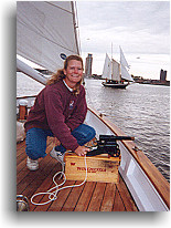 1997 Great Chesapeake Bay Schooner Race, Parade of Sail